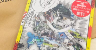 壱岐島限定販売の雑誌『COZIKI』