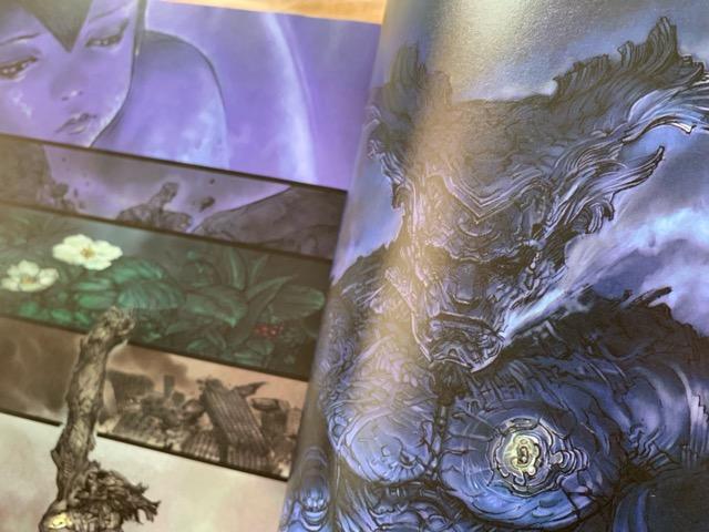 寺田克也さんが描いた『魔神ガロン』