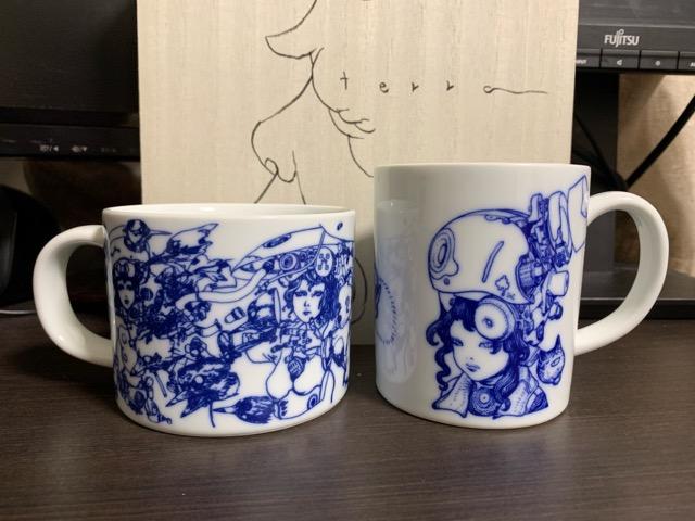 寺田器マグカップ